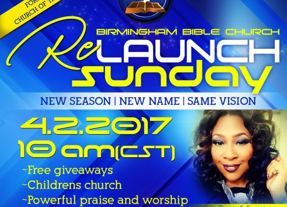 ReLaunch Sunday