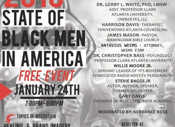 State of Black Men in America