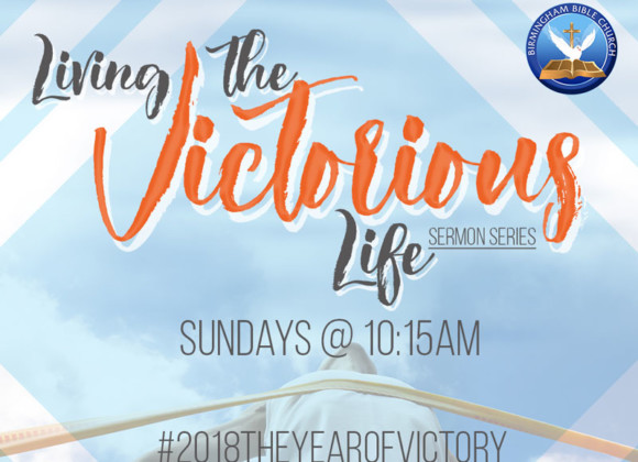 Living the Victorious Life