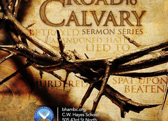 New Series – Calvary